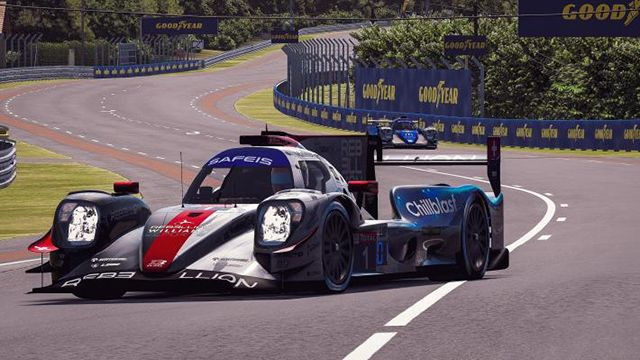 Rebellion-Williams Team Wins Virtual 24H Le Mans