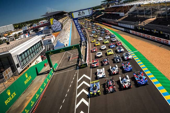 2020 Start Flat at the 24 Hours of Le Mans?