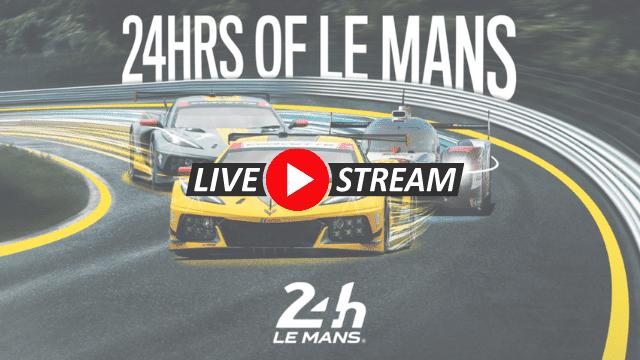 Le Mans 2022 Live Stream Free